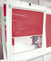 Estor Glass rojo